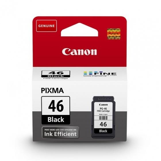 39787447 - Canon PG-46 Kartuş Siyah - n11pro.com