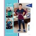 63309614 - Fapi 1123 Erkek Çocuk Robalı Sport Pijama Takımı - n11pro.com