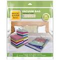 18892342 - Magic Saver Bag 3'lü Vakumlu Poşet Seti Şeffaf 1 x 55 x 90 - 2 x 80 x 100 CM - n11pro.com
