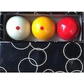 67696628 - Bilardo Topu Karambol Üç Top Benekli - n11pro.com
