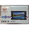 04444593 - Kingvox KV-9650 7'' DVD SD USB Navigasyon Oto Double Teyp - n11pro.com