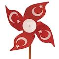 12507609 - Inci Balon Türk Bayraklı Rüzgar Gülü 100 Adet - n11pro.com