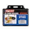 94413626 - Bigpoint Bp659-95 Kart Poşeti Yatay Siyah 85x55 MM - n11pro.com