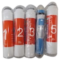 22894281 - Water Life Su Arıtma Sistemi Filtreleri 5 Adet - n11pro.com