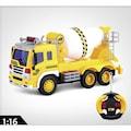 65625278 - Wenyi Uzaktan Kumandalı İş Makinesi - Beton Mikseri - n11pro.com