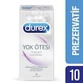 58024232 - Durex Prezervatif Yok Ötesi Ultra Kaygan 12'li - n11pro.com