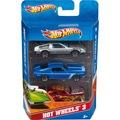 92260254 - HotWheels 3'Lü Araba Seti - n11pro.com