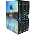 87890883 - Araf Serisi Kutulu Set (3 Kitap) - Tara Hudson - n11pro.com