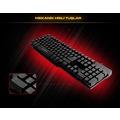 72475969 - Everest Rampage KB-R8 Oyuncu Gaming Mekanik Hisli Klavye - n11pro.com