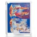 32692872 - Biggdesign iPad Beyaz Kapak Şemsiyeli İnsanlar - n11pro.com