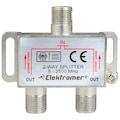 93123653 - Elektromer 1/2 Splitter 5-2500 MHz - n11pro.com