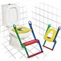 73845770 - Moonstar Merdivenli Bebek Çocuk Tuvalet Eğitici Aparat - n11pro.com