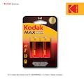49140334 - Kodak Max Serisi Alkalin Orta Pil - 2 Adet - n11pro.com