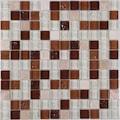 96424723 - Cam Mozaik 8 MM Kristal Cam Ravenna Doğaltaş - n11pro.com