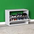 04933611 - Adore Step Oturaklı Ayakkabılık - Beyaz - n11pro.com