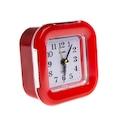 60324571 - Kare Çalar Saat Kırmızı - n11pro.com