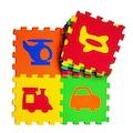 29744288 - Aka Eva Taşıtlar Puzzle 33 x 33 CM - n11pro.com