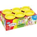 52894683 - Fatih Oyun Hamuru Tek Renk Mavi (6x130=780GR) - n11pro.com