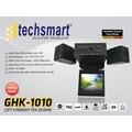 97938667 - Techsmart GHK-1010 Dahili Çift Kameralı Araç İçi Video Kamera - n11pro.com