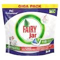 21178558 - Fairy Jar Hepsi Bir Arada Bulaşık Makinesi Deterjanı 115 Tablet - n11pro.com