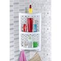 64135109 - Polite Store Banyo Köşe Rafı P100 Beyaz - n11pro.com