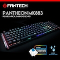 13854512 - Fantech MK883 PANTHEON Programlanabilir Mekanik Klavye Siyah - n11pro.com