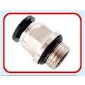 92897981 - M16 x 1.5 - 6 MM Pnömatik Metrik Düz Rekor - n11pro.com