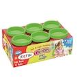 16866083 - Fatih Oyun Hamuru Tek Renk Neon Oranj (6x130=780GR) - n11pro.com