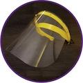 67306630 - Sipertak 3 Kademeli Açililabilir Yüz Siperi 100'lü - n11pro.com