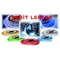 52057559 - Powermaster 5050 Silikonlu 3 Çipli LED Mavi Dış Mekan 5 MT - n11pro.com