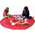 65752669 - Buffer Taşınabilir Büyük Oyuncak Hurcu - Kırmızı - n11pro.com