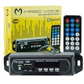 98398223 - Magicvoice USB 400 Bluetooth AUX USB SD Kumanda Oto Teyp Çevirici - n11pro.com