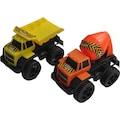 77590813 - Toys Kamyon ve Harç Arabasi (12 Li) - n11pro.com