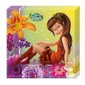 06377425 - Tinkerbell Sihir Kağıt Peçete 33 x 33 Cm - n11pro.com