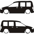 84934361 - Sticker Masters Volkswagen Caddy Sticker - n11pro.com