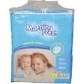 00764461 - Morning Fresh Midi Bebek Bezi No:3 60'lı - n11pro.com