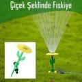 90851002 - Çiçek Şeklinde Fıskiye - n11pro.com