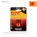 43136140 - Kodak Max Serisi Alkalin İnce Pil AAA 2 Adet - n11pro.com