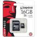 42851731 - Kingston SDC10G2/16G 16 GB MicroSD Class 10  UHS-I Hafıza Kartı + Adaptör - n11pro.com