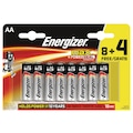 48382181 - Energizer Max Alkaline AA Kalem Pil 8+4'lü - n11pro.com