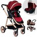 63371917 - Baby Home BH-955 Trio Gold Line Travel Set Bebek Arabası - n11pro.com