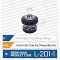 08751683 - GNC Otomatik Küçükbaş Pençe - n11pro.com