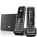 62875009 - Gigaset C530IP Dect Telefon Siyah - n11pro.com