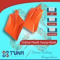 80061554 - Tuna Plastik Faryap Kürek 1. Kalite Turuncu - n11pro.com