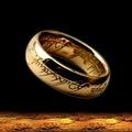 83903383 - Tek Yüzük Sarı (One Ring Gold) - NLP Lisanslı - n11pro.com