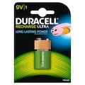 70341117 - Duracell NiMH 9V Şarj Edilebilir Pil - n11pro.com