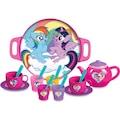 87164812 - Dede 03204 My Little Ponny Tepsili Çay Set - n11pro.com