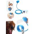 23250863 - Masajlı Evcil Hayvan Yıkama Banyo Kiti Pet Bathing Tool - n11pro.com