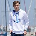 84264415 - Biggdesign AnemosS Çapa Desenli Erkek Sweatshirt - n11pro.com
