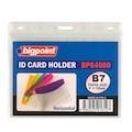 88745286 - Bigpoint Bp640 Korumalı Kart Poşeti Yatay B7 128x91 MM - n11pro.com